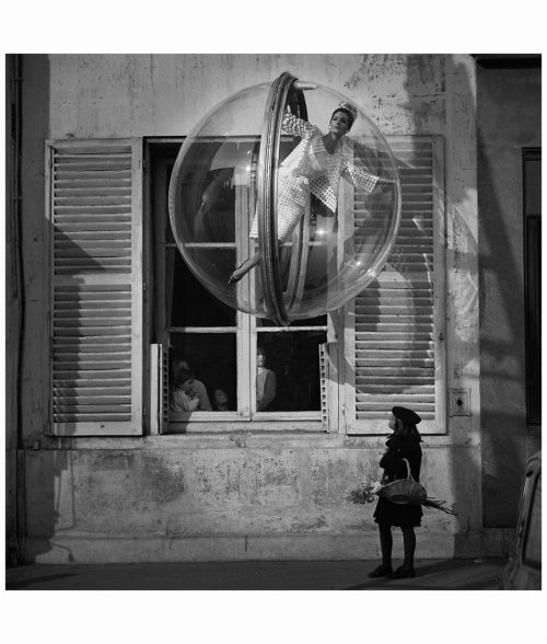 Copyright Melvin Sokolsky, Bubble Series